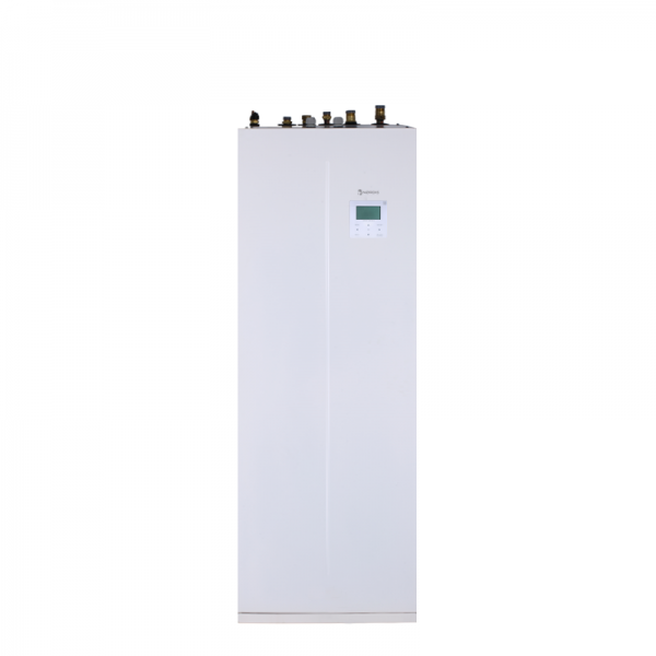 Air-to-water heat pump NORDIS Optimus Pro with Hot Water Tank 3